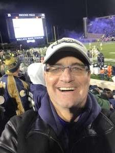 Jim attended Duke Blue Devils vs. Syracuse - NCAA Football ** Military Appreciation Day!** on Nov 16th 2019 via VetTix