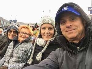 Christopher attended Duke Blue Devils vs. Syracuse - NCAA Football ** Military Appreciation Day!** on Nov 16th 2019 via VetTix