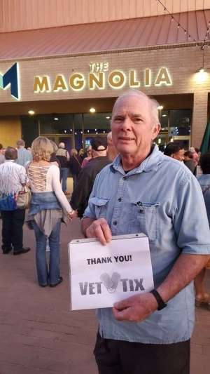 Craig attended Roy Orbison and Buddy Holly: Rock N Roll Dream Tour on Oct 1st 2019 via VetTix