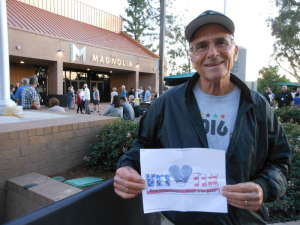 David attended Roy Orbison and Buddy Holly: Rock N Roll Dream Tour on Oct 1st 2019 via VetTix