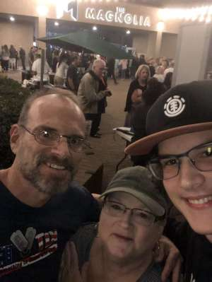 Phillip attended Roy Orbison and Buddy Holly: Rock N Roll Dream Tour on Oct 1st 2019 via VetTix