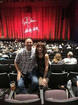 Ric  attended Roy Orbison and Buddy Holly: Rock N Roll Dream Tour on Oct 1st 2019 via VetTix