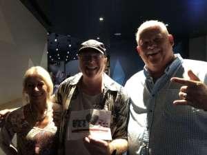 John attended Roy Orbison and Buddy Holly: Rock N Roll Dream Tour on Oct 1st 2019 via VetTix