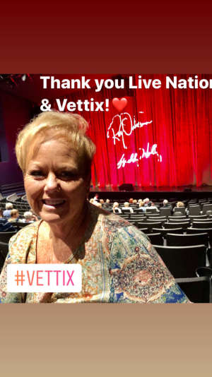 Maribeth attended Roy Orbison and Buddy Holly: Rock N Roll Dream Tour on Oct 1st 2019 via VetTix