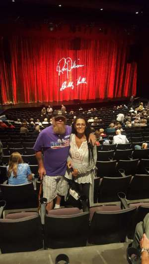 Rick attended Roy Orbison and Buddy Holly: Rock N Roll Dream Tour on Oct 1st 2019 via VetTix