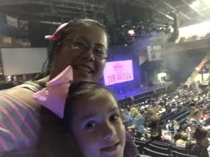 Stephen attended Nickelodeon's Jojo Siwa D. R. E. A. M the Tour on Oct 1st 2019 via VetTix