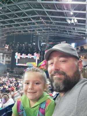 wayneee attended Nickelodeon's Jojo Siwa D. R. E. A. M the Tour on Oct 1st 2019 via VetTix