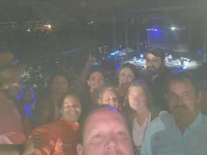 Carl attended Toby Keith With American Idol Winner Laine Hardy on Oct 5th 2019 via VetTix