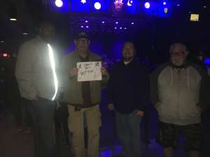Gerald attended Who S Bad the Ultimate Michael Jackson Experience on Dec 19th 2019 via VetTix