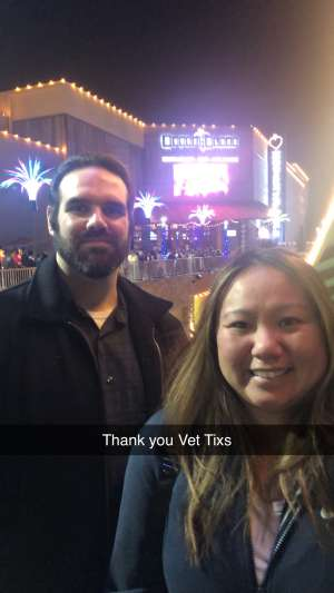 Thuy Vi attended Who S Bad the Ultimate Michael Jackson Experience on Dec 19th 2019 via VetTix