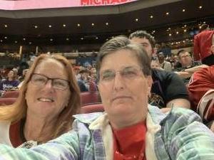 Carla attended Arizona Coyotes vs. Vegas Golden Knights - NHL on Oct 10th 2019 via VetTix