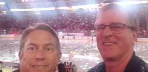 Douglas attended Arizona Coyotes vs. Vegas Golden Knights - NHL on Oct 10th 2019 via VetTix