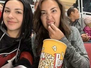 Daniel attended Arizona Coyotes vs. Vegas Golden Knights - NHL on Oct 10th 2019 via VetTix