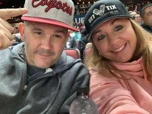 Rob attended Arizona Coyotes vs. Nashville Predators - NHL on Oct 17th 2019 via VetTix