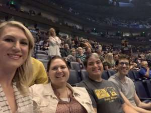 Sarah attended The Black Keys - Let's Rock Tour on Oct 1st 2019 via VetTix