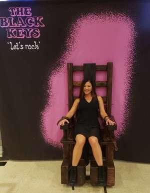 HEATHER attended The Black Keys - Let's Rock Tour on Oct 1st 2019 via VetTix