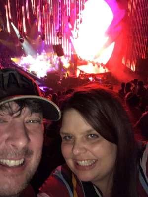 Dewey attended The Black Keys - Let's Rock Tour on Oct 1st 2019 via VetTix