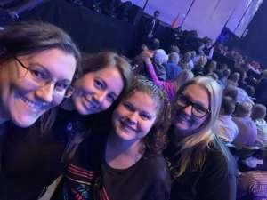 Michael attended Aerosmith- Deuces Are Wild on Oct 1st 2019 via VetTix