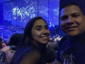 Juan attended Aerosmith- Deuces Are Wild on Oct 1st 2019 via VetTix