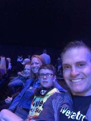 William attended Aerosmith- Deuces Are Wild on Oct 1st 2019 via VetTix