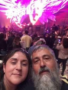javier attended Aerosmith- Deuces Are Wild on Oct 1st 2019 via VetTix