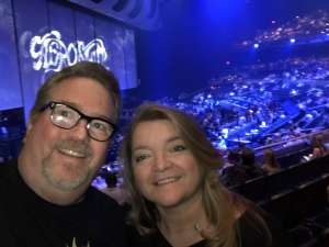Fred attended Aerosmith- Deuces Are Wild on Oct 1st 2019 via VetTix