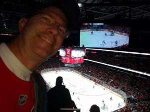 Frank attended Washington Capitals vs. Dallas Stars - NHL on Oct 8th 2019 via VetTix