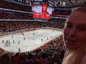 Alan attended Washington Capitals vs. Dallas Stars - NHL on Oct 8th 2019 via VetTix