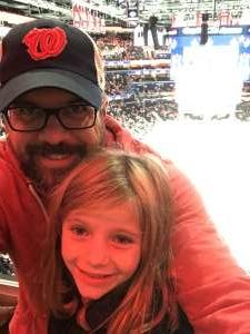 Josh attended Washington Capitals vs. Dallas Stars - NHL on Oct 8th 2019 via VetTix