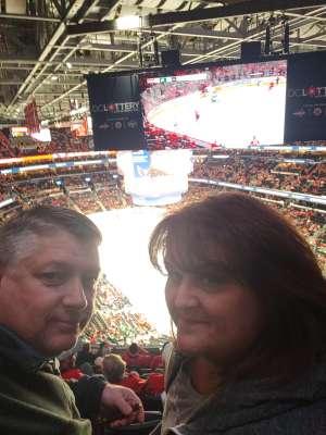 Robert attended Washington Capitals vs. Dallas Stars - NHL on Oct 8th 2019 via VetTix