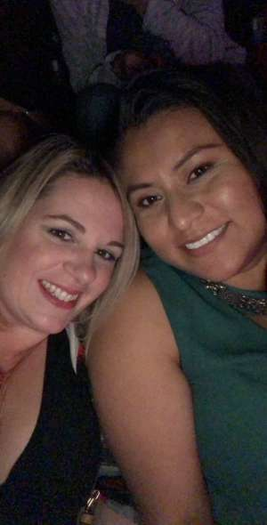 Patricia attended Carrie Underwood: the Cry Pretty Tour 360 on Oct 4th 2019 via VetTix