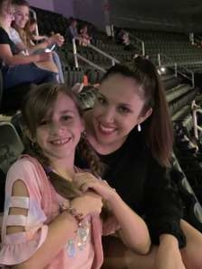 Casee attended Carrie Underwood: the Cry Pretty Tour 360 on Oct 4th 2019 via VetTix