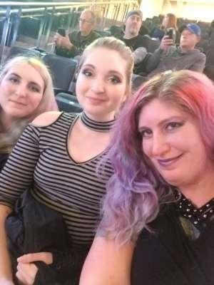 Cara attended Disturbed: Evolution Tour on Oct 13th 2019 via VetTix