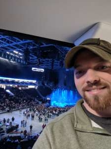 David attended Disturbed: Evolution Tour on Oct 13th 2019 via VetTix