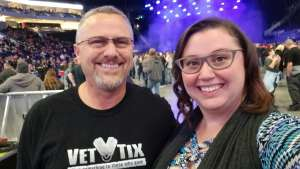Jim attended Disturbed: Evolution Tour on Oct 13th 2019 via VetTix