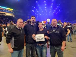 Daniel attended Disturbed: Evolution Tour on Oct 13th 2019 via VetTix