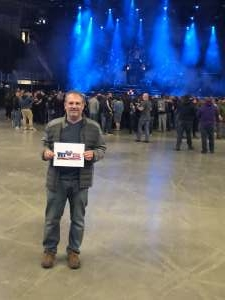 Bryan attended Disturbed: Evolution Tour on Oct 13th 2019 via VetTix