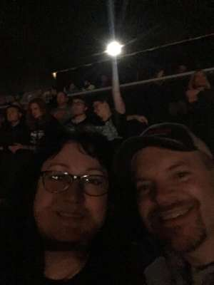 Jeff attended Disturbed: Evolution Tour on Oct 13th 2019 via VetTix