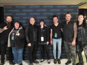 Elsa attended Disturbed: Evolution Tour on Oct 13th 2019 via VetTix