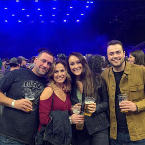 Derek attended Disturbed: Evolution Tour on Oct 13th 2019 via VetTix