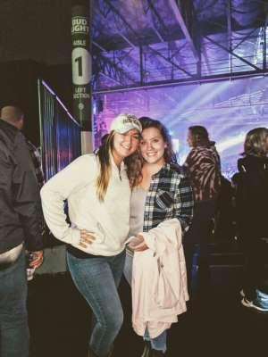 Douglas attended The Chainsmokers/5 Seconds of Summer/lennon Stella: World War Joy Tour on Oct 3rd 2019 via VetTix
