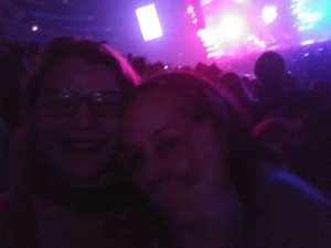 Karly attended The Chainsmokers/5 Seconds of Summer/lennon Stella: World War Joy Tour on Oct 3rd 2019 via VetTix