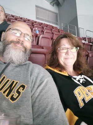 Kevin attended Hershey Bears vs. Wilkes Barre Scranton Penguins on Oct 5th 2019 via VetTix