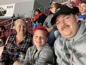 tim attended Hershey Bears vs. Wilkes Barre Scranton Penguins on Oct 5th 2019 via VetTix