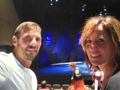 GREGORY attended The Lion, The Witch and the Wardrobe on Oct 17th 2019 via VetTix