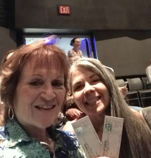 Lizbeth attended The Lion, The Witch and the Wardrobe on Oct 17th 2019 via VetTix
