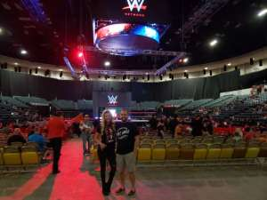 Michael attended WWE Supershow Live! on Oct 5th 2019 via VetTix