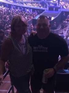 Ronald attended Carrie Underwood: the Cry Pretty Tour 360 on Oct 2nd 2019 via VetTix