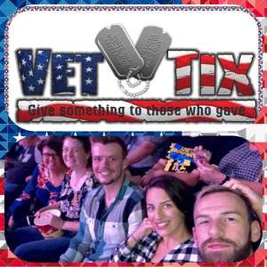 Joseph attended Carrie Underwood: the Cry Pretty Tour 360 on Oct 2nd 2019 via VetTix