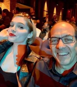 Jerome attended Silence the Violence - Benefit Concert: Katy Perry, Norah Jones, Mavis Staples, the Celebration Gospel Choir, Jeremy Elliot on Oct 11th 2019 via VetTix